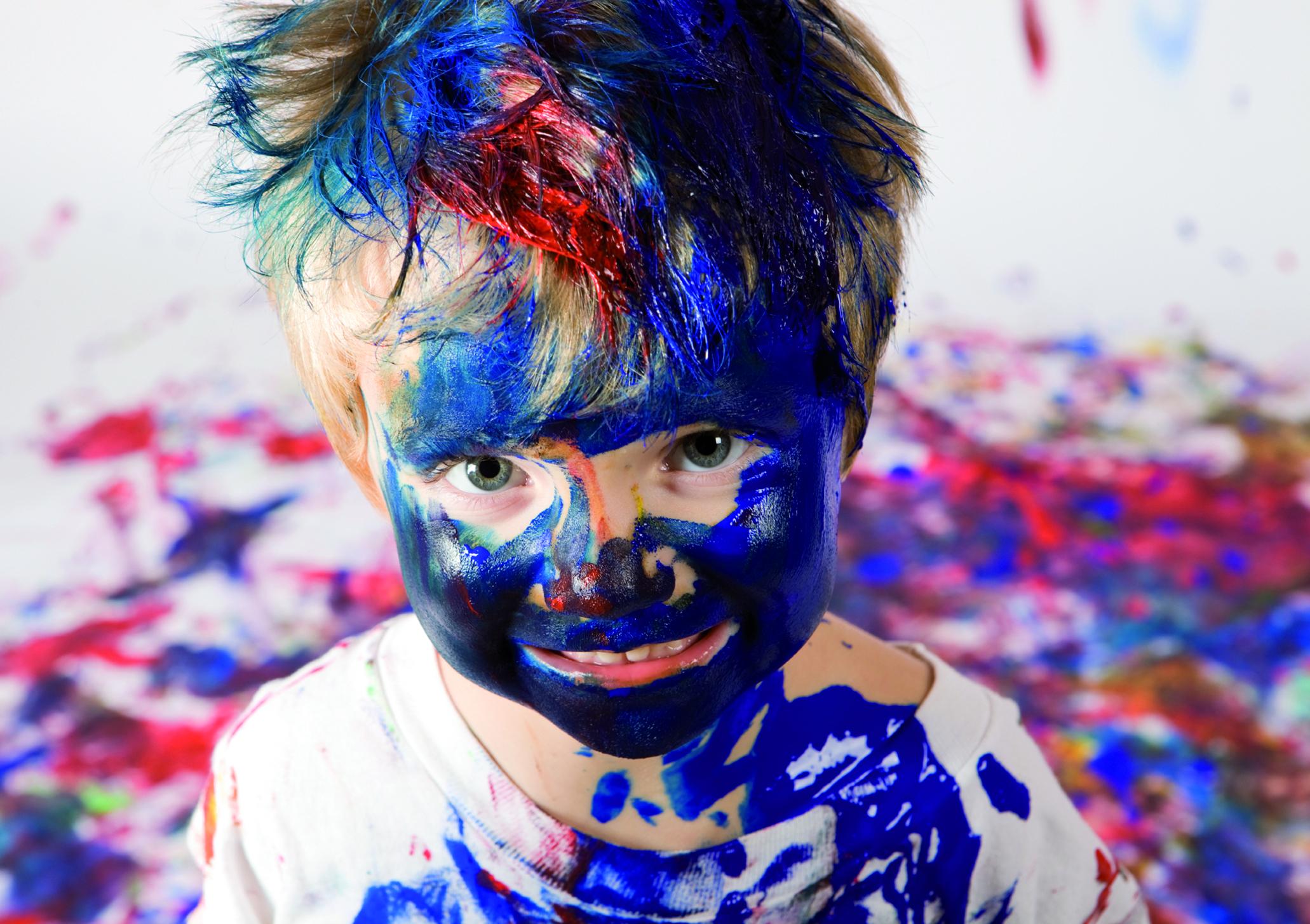 Imatge dels nens amb TDAH que tenen un món de fantasies immadures